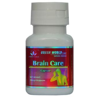 Harga Green World Brain Care Capsule - 30 Capsule