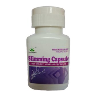 Harga Slimming Capsule Green World