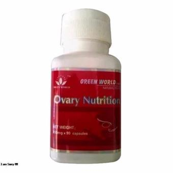 Harga Green World Ovary Nutrition Capsule