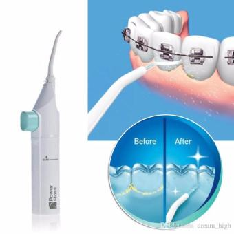 Harga As Seen On Tv - Pembersih Gigi Dental Zet Pf Anti Gigi Berlubang Good Quality - Putih