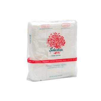 Harga Selection Facial Cotton - Kapas Wajah - 75 gram