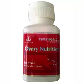 Harga Green World Ovary Nutrition capsule - 90 Capsule