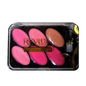 Harga Blush On 6 Colour Revlon No.1678 B