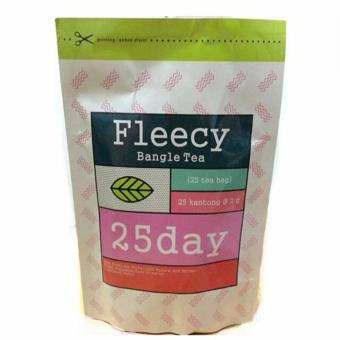 Harga Fleecy bangle Tea teh pelangsing slimming tea