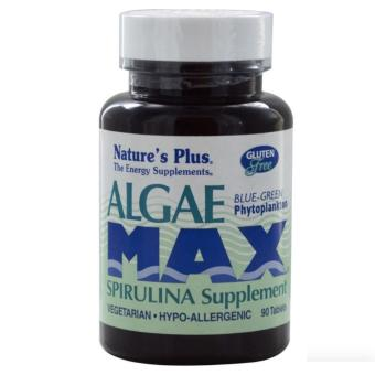 Nature's Plus Algae Max 90's - Spirulina, Meningkatkan Daya Tahan Tubuh ...
