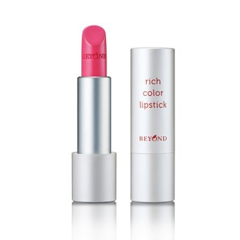 Harga Beyond Rich Color Lipstick 03. Merry-Pink