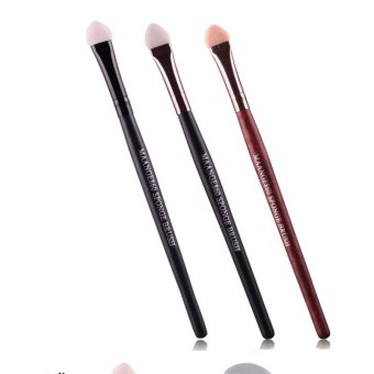 1 buah Hot di seluruh dunia make up kecantikan kosmetik mata kuas Eyeliner alat aplikator spons