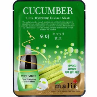 Harga Malie CUCUMBER Ultra Hydrating Essence Facial Mask Sheet Pack 25g