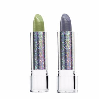 Harga Moodmatcher Pearl Green - Purple