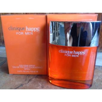 Clinique Happy For Men EDT 100mL-SB Store