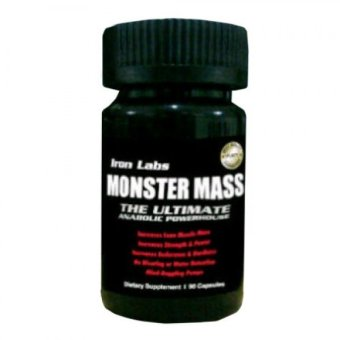 Harga Iron Labs Monster Mass 90 Capsule