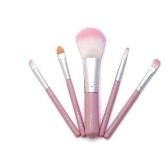 Harga Kiss Beauty Make Up Brush Set 5 Pcs Aplicator