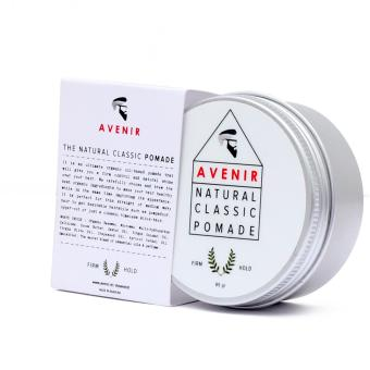 Harga Avenir Natural Wax Pomade. Hair Pomade Natural Terbaik.