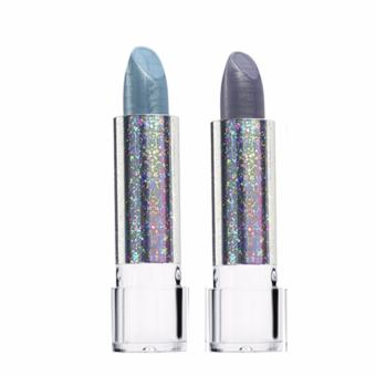 Harga Moodmatcher Pearl Light Blue - Purple