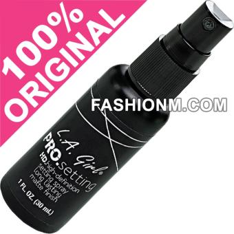 Harga LA Girl Pro Setting Spray