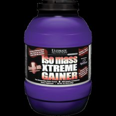 Iso Mass Xtreme Gainer 10,11 lb Chocolate