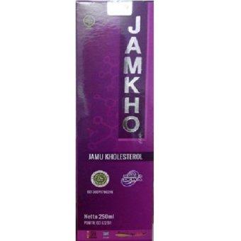 Jamkho Jamu Penurun Kolesterol - 250 ML