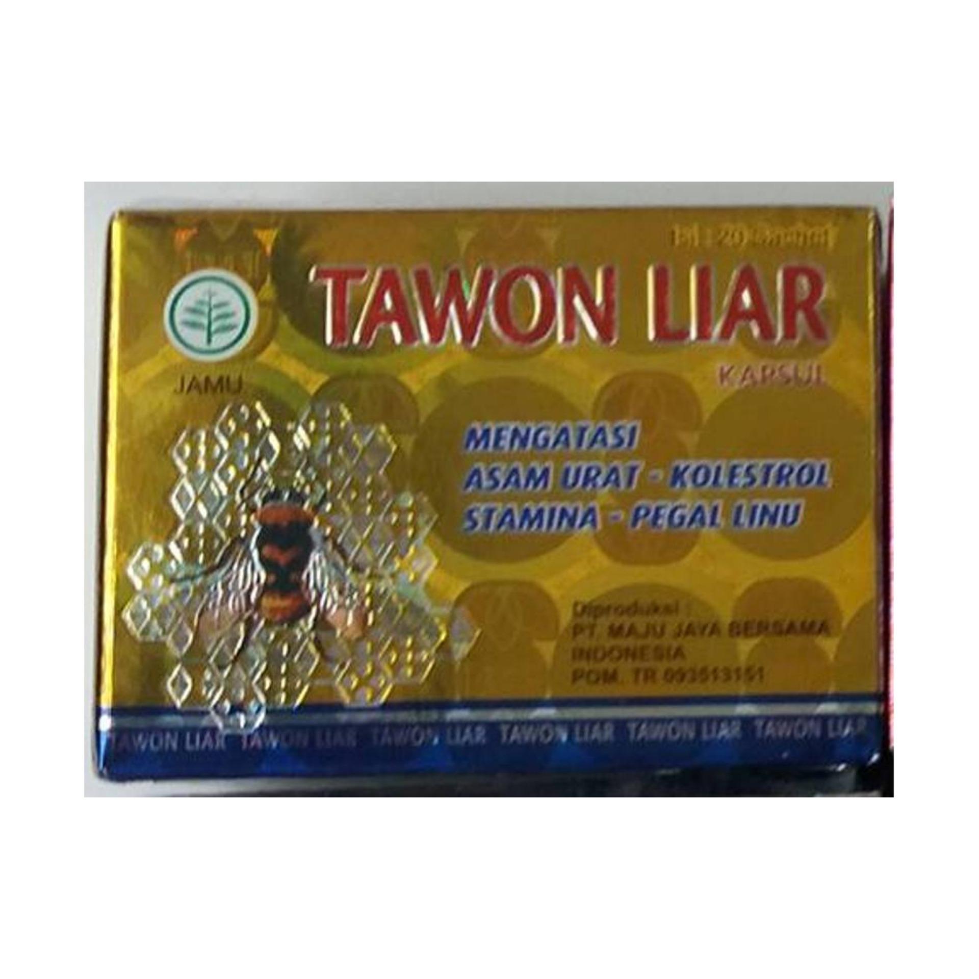 Flash Sale Jamu Tawon Liar - Mengobati Asam urat, Pegel Linu - 1 pcs