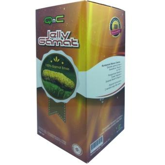 Jelly Gamat QnC Untuk Mengatasi Persendian dan Nutrisi Tulang
