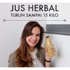 JOYJUS ( JUS HERBAL DIET) 100 % Halal Original