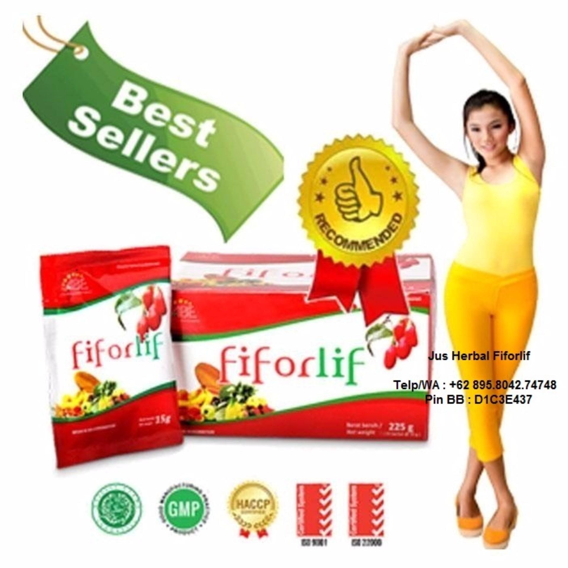 Terbaik Murah Jus Herbal Fiforlif Fiber For Our Life Surabaya