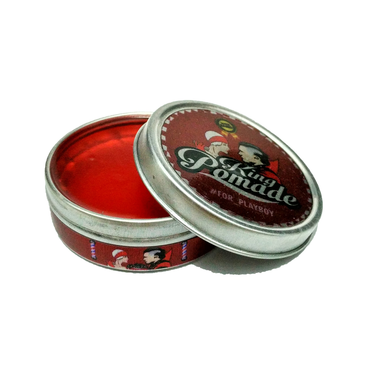 REVIEW King Pomade Extra Hold Waterbase Mini 2oz – 60gram Terlaris