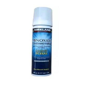 Harga Kirkland Signature Foam Minoxidil 5% Penumbuh Rambut Pria – 60g Murah