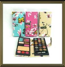 Kiss Beauty Make Up Pallette Set - Make Up Kit Dompet