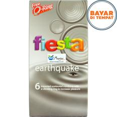 Kondom Fiesta Earthquake