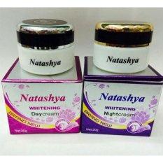 Krim Wajah Siang dan Malam Natashya - Paket 2Pcs