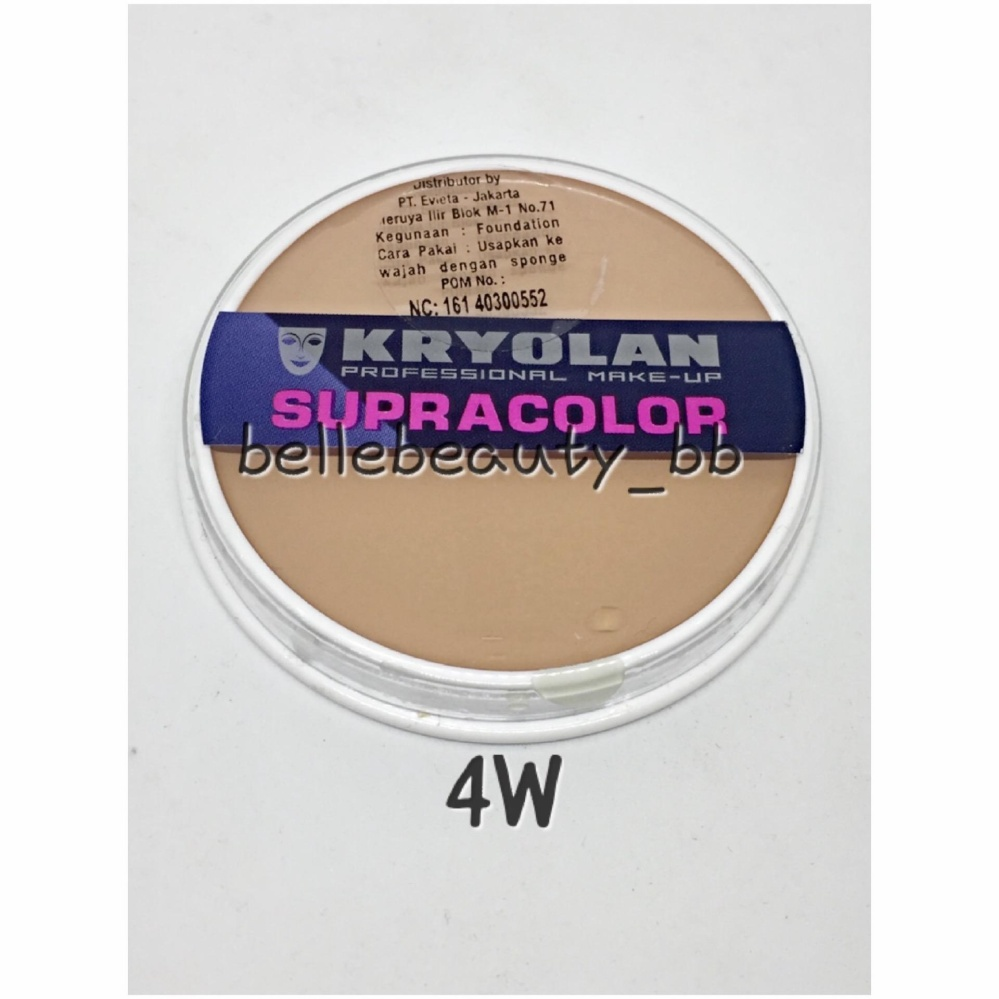 Home · Ultraderma Gel 5gr; Page - 4. Kryolan Supracolor Professional Makeup 4W 15ml