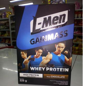 L-MEN GAINMASS COKLAT