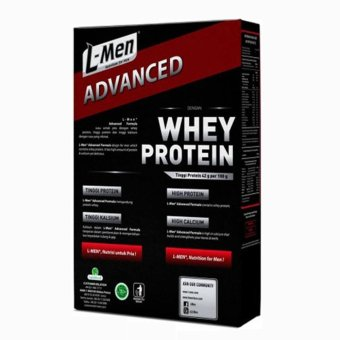 L-Men HI protein Whey Advanced Choco Vanila 500 gram