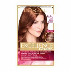 L'Oreal Paris Excellence Creme - #6.45 Velvet Brown