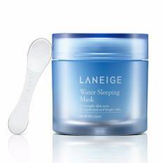 Laneige Water Sleeping Pack Mask Night Cream Krim Malam Masker Wajah - 70ml