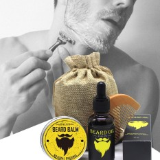 Beard Oil Balm With Natural Soft GroomingIDR87397. Rp 95.200 .