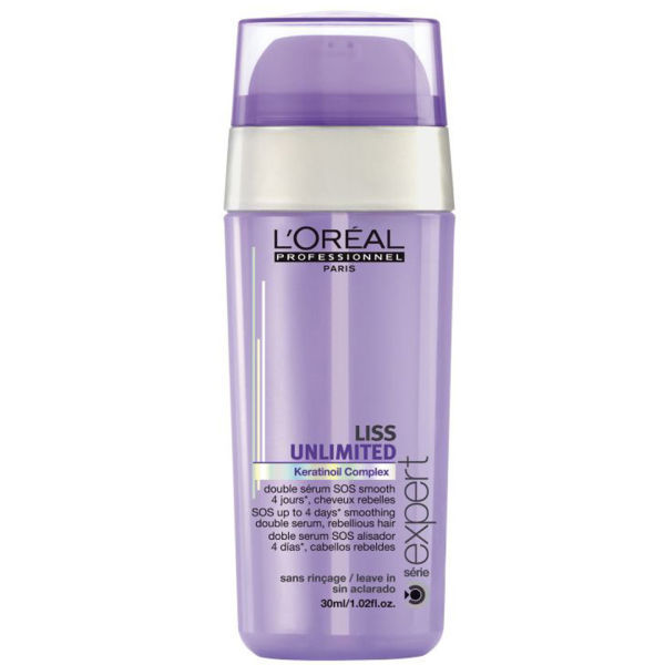 Flash Sale L'Oreal Expert Liss Unlimited Double Serum