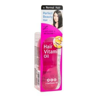 Harga Lucido-L Hair Vitamin Oil Normal 50m Murah