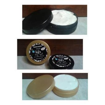 Lulur Kefir Body Scrub Premium