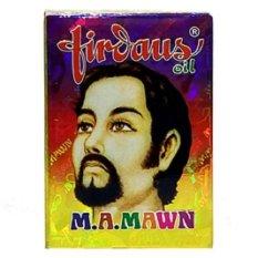 MA Mawn Firdaus Oil 20ml - Minyak Herbal Penumbuh Rambut, Jenggot, Kumis, Jambang - 20 ML