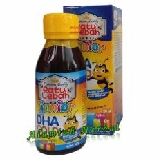 Madu Anak Ratu Lebah Junior DHA GOLD plus Omega 3 - 1botol