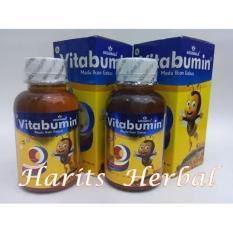 Vitabumin Madu Albumin Anak 150 Ml Paket 2 Botol Update Daftar Source · Rp 163 800