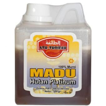 MADU HUTAN PLATINUM ASLI 500GR ATH THOIFAH - 2