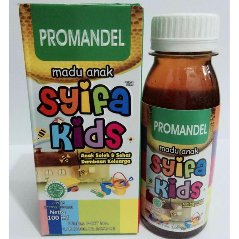 Penawaran Bagus Madu Syifa Kids Promandel Eshop Checker Anak Syamil Kid Flash Sale