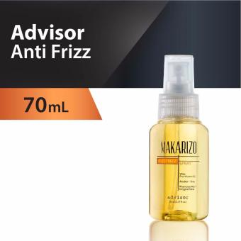 Harga Makarizo Advisor Anti Frizz Spray Anti Kusut + Pro Vitamin B5 – 70 mL Murah