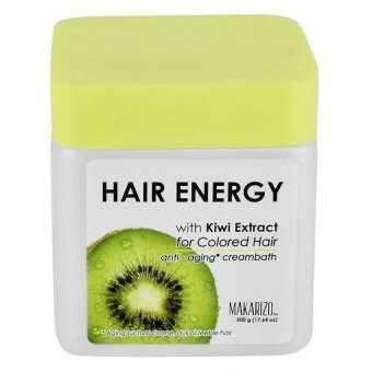 Harga Makarizo Creambath Hair Energy Kiwi Extract Murah
