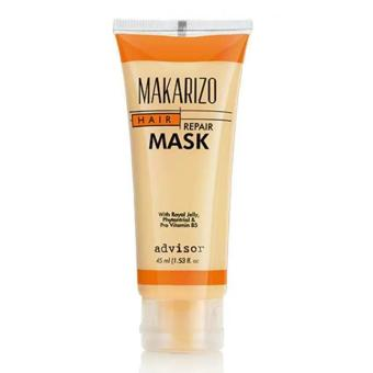 Harga Makarizo Hair Mask Repair Masker Rambut Tube – 45ml Murah