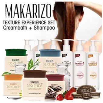 Harga Makarizo Texture Experience 500g Black Chocolate Masker Rambut Murah