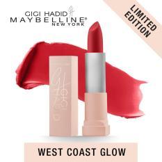 Maybelline Gigi Hadid Matte Lipstick -  AUSTYN