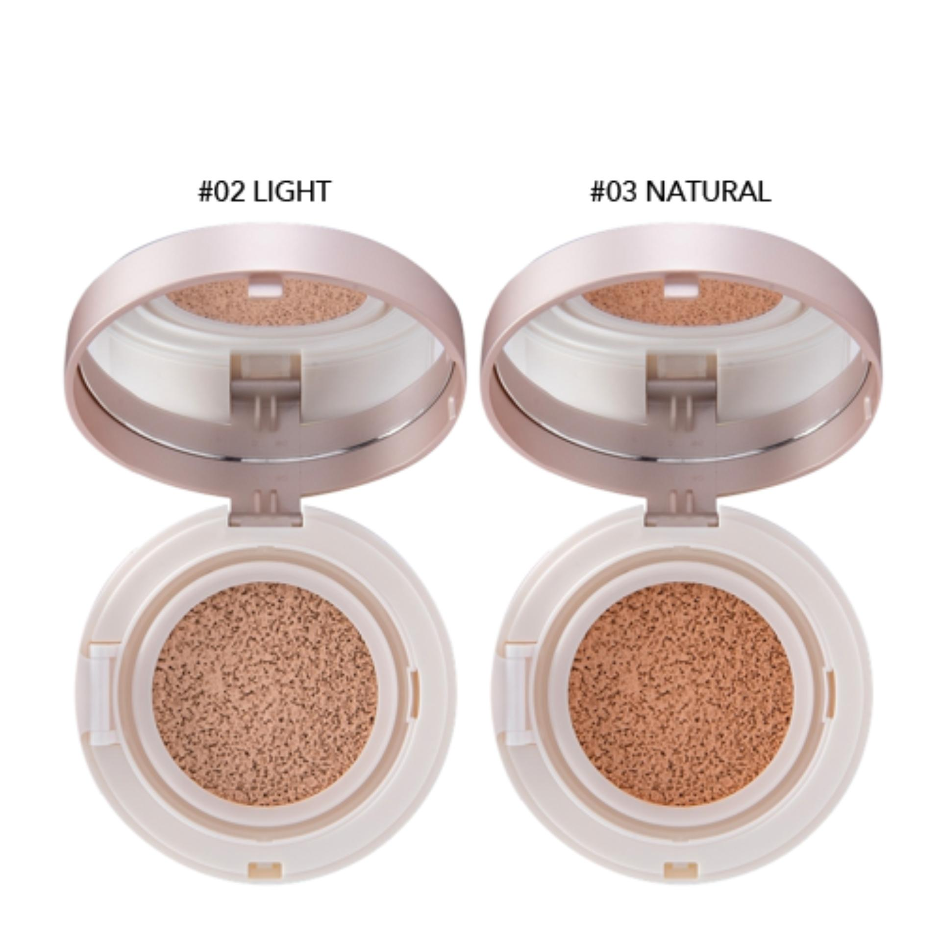 Maybelline Super BB Cushion - 03. Natural .